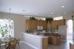 Traditional House Plan Kitchen Photo 01 - Palmetto Bay Sunbelt Home 047D-0146 | House Plans and More