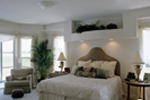 Traditional House Plan Master Bedroom Photo 01 - Palmetto Bay Sunbelt Home 047D-0146 | House Plans and More