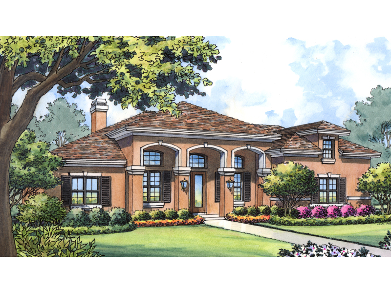 Boca Grande Spanish Ranch Home Plan 047D-0193 | House Plans ... on one story spanish home, traditional spanish house, contemporary spanish house, antique house, two tone stucco style house, duplex spanish house, ominous house, mediterranean spanish house,