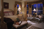 Sunbelt Home Plan Master Bedroom Photo 01 - Lakeport Luxury Home 047D-0211 | House Plans and More