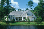 Traditional House Plan Rear Photo 01 - Charlotte Hollow Luxury Home 047D-0214 | House Plans and More