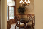 Ranch House Plan Dining Room Photo 01 - Gray Summit Traditional Home 051D-0187 | House Plans and More