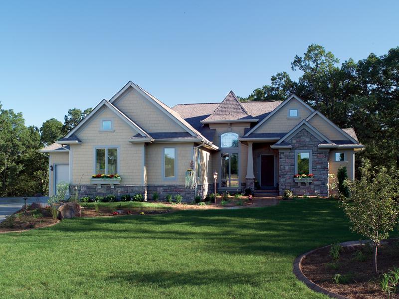 Exquisite European Home Design