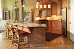 Traditional House Plan Kitchen Photo 01 - Parkridge European Home 051D-0188 | House Plans and More