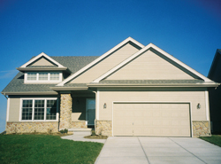 Home Plans with a Two-Car Garage | House Plans and More on ranch house plans with garage, colonial house plans with garage, split level house plans with garage, split entry house plans with garage,