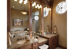 Traditional House Plan Master Bathroom Photo 01 - Hamburg Hill Luxury Home 051D-0544 | House Plans and More