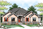 House Plan Front of Home 051D-0571