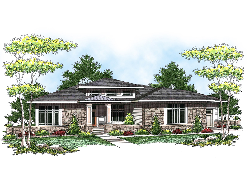 Kilmory Prairie Style Home Plan 051D-0579 | House Plans and More on ranch house floor plans with furniture, ranch house floor plans with wrap around porch, ranch house floor plans with carport,
