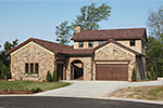 House Plan Front of Home 051D-0669