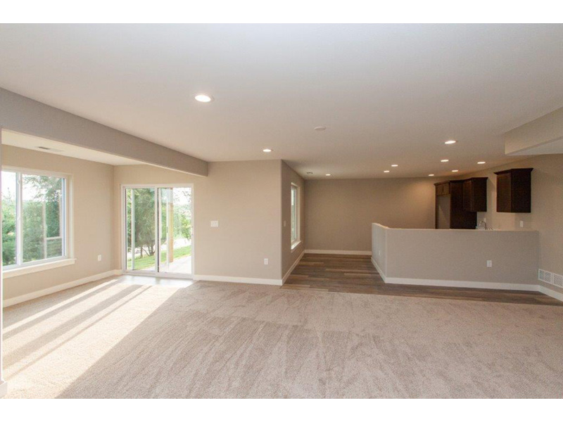 Sunbelt Home Plan Basement Photo 02 - Sereno Italian Ranch Home 051D-0831 | House Plans and More