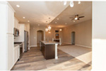 Sunbelt Home Plan Kitchen Photo 04 - Sereno Italian Ranch Home 051D-0831 | House Plans and More
