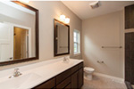 Sunbelt Home Plan Master Bathroom Photo 01 - Sereno Italian Ranch Home 051D-0831 | House Plans and More