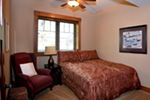 Traditional House Plan Bedroom Photo 02 - Owen Point Craftsman Home 051D-0915   House Plans and More