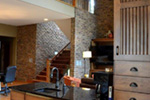 Traditional House Plan Kitchen Photo 03 - Owen Point Craftsman Home 051D-0915   House Plans and More