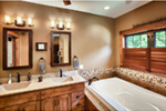Traditional House Plan Master Bathroom Photo 01 - Owen Point Craftsman Home 051D-0915   House Plans and More