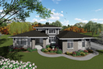 Front of Home -  051D-0937 | House Plans and More