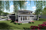 Rear Photo 01 -  051D-0937 | House Plans and More
