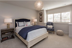 Country French House Plan Bedroom Photo 01 - Olson Crossing Ranch Home 051D-0960 | House Plans and More