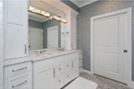 Country French House Plan Master Bathroom Photo 02 - Olson Crossing Ranch Home 051D-0960 | House Plans and More