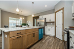 Country House Plan Kitchen Photo 03 -  051D-0967   House Plans and More