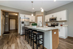 Country House Plan Kitchen Photo 04 -  051D-0967   House Plans and More