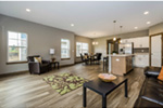 Country House Plan Living Room Photo 02 -  051D-0967   House Plans and More