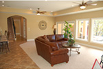 Southwestern House Plan Basement Photo 01 - 051D-0994 | House Plans and More
