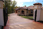 European House Plan Driveway Photo - 051D-0994 | House Plans and More