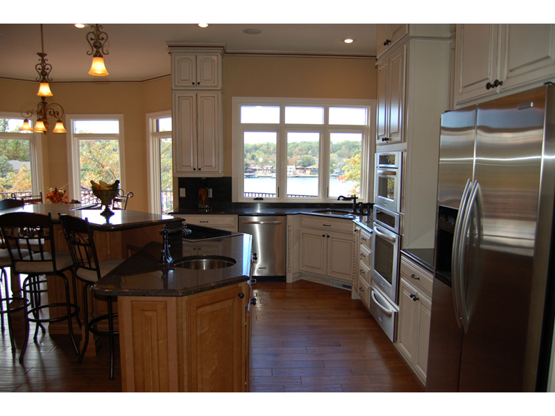 European House Plan Kitchen Photo 01 - 051D-0994 | House Plans and More