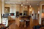 European House Plan Kitchen Photo 02 - 051D-0994 | House Plans and More