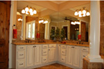European House Plan Master Bathroom Photo 03 - 051D-0994 | House Plans and More