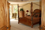 Southwestern House Plan Master Bedroom Photo 01 - 051D-0994 | House Plans and More