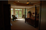 Southwestern House Plan Master Bedroom Photo 02 - 051D-0994 | House Plans and More