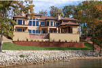 Southwestern House Plan Rear Photo 01 - 051D-0994 | House Plans and More