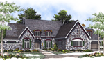 House Plan Front of Home 051S-0004