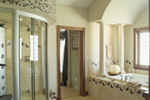 European House Plan Bathroom Photo 01 - Parklawn Luxury Home 051S-0053 | House Plans and More