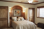 European House Plan Bedroom Photo 01 - Parklawn Luxury Home 051S-0053 | House Plans and More