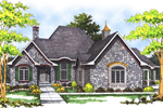Luxury Ranch Home Is Inspired By European And Country French Styles