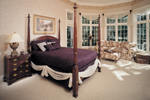 Modern House Plan Master Bedroom Photo 01 - Sanderson Manor Luxury Home 051S-0060 | House Plans and More