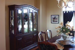 Colonial House Plan Dining Room Photo 01 - Roberto Traditional Home 051S-0093 | House Plans and More