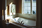 Colonial House Plan Master Bathroom Photo 02 - Roberto Traditional Home 051S-0093 | House Plans and More
