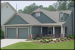 Country House Plan Front of Home - Prichard Traditional Ranch Home 052D-0019 | House Plans and More