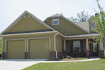 Country House Plan Front Photo 03 - Prichard Traditional Ranch Home 052D-0019 | House Plans and More