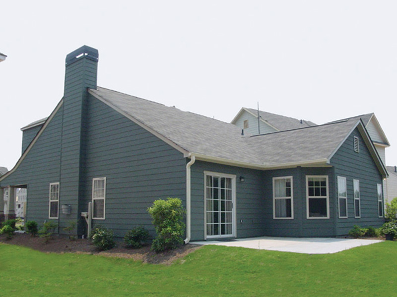 Country House Plan Rear Photo 01 - Prichard Traditional Ranch Home 052D-0019 | House Plans and More