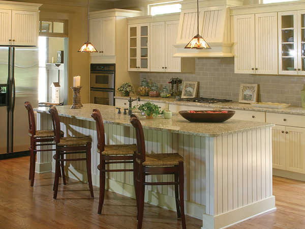 Craftsman House Plan Kitchen Photo 01 - Green Trace Craftsman Home 052D-0121 | House Plans and More