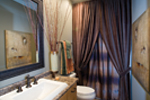 Shingle House Plan Bathroom Photo 01 - Charlevoix Creek Country Home 055D-0215 | House Plans and More