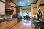 Shingle House Plan Kitchen Photo 02 - Charlevoix Creek Country Home 055D-0215 | House Plans and More