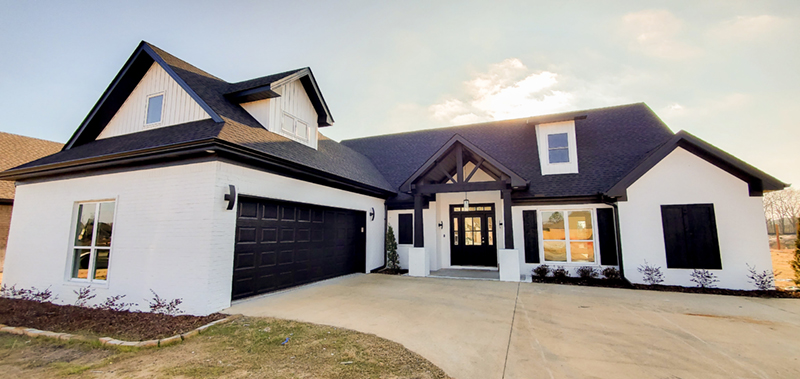 European House Plan Front of Home - Keystone Lane Rustic Home 055D-0935 | House Plans and More