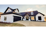 European House Plan Front of House 055D-0935