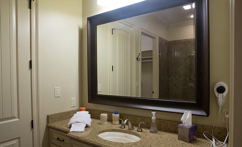European House Plan Bathroom Photo 04 - Carminda Luxury European Home 055D-0957 | House Plans and More